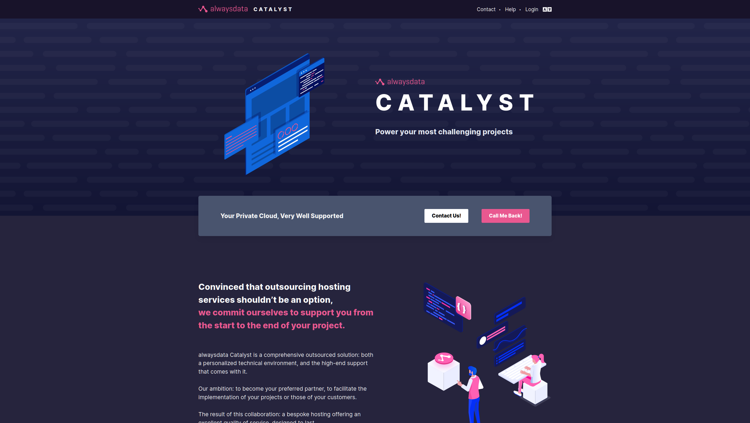Welcome to the new world of Catalyst!
